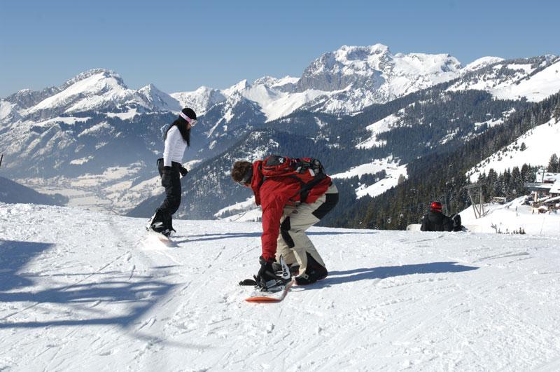 Rhône-Alpes compte l'une des stations de ski les moins onéreuses de France...mais aussi les plus chères !