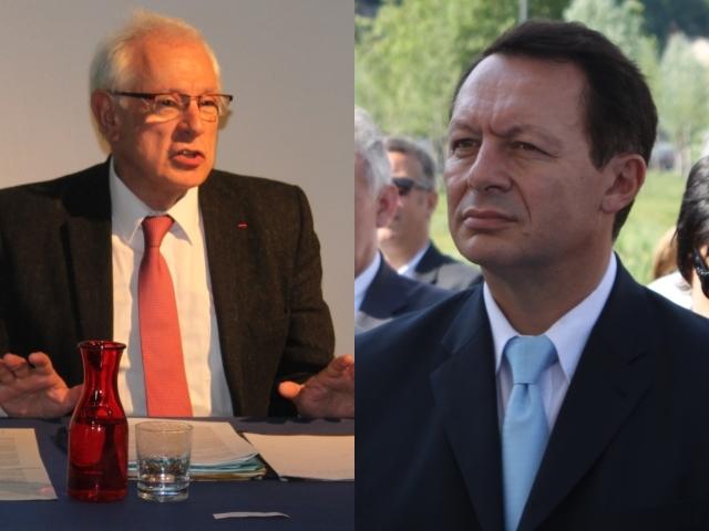 Législatives à Lyon : Deux ministres, un porte-voix et des peaux de banane