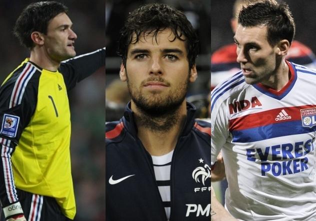 OL : Gourcuff, Lloris et Réveillère convoqués par Laurent Blanc