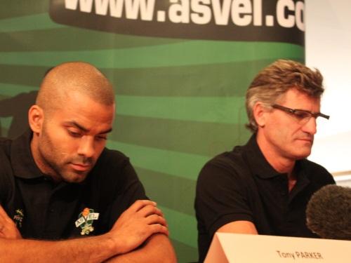 ASVEL : Parker rencontrera Collomb et les actionnaires la semaine prochaine