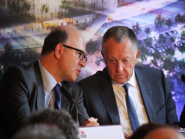 """Jean-Michel Aulas se dit """"disponible jour et nuit"""" pour travailler sur la taxe à 75%"""