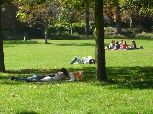 Météo à Lyon : un début d'automne ensoleillé et plutôt chaud !