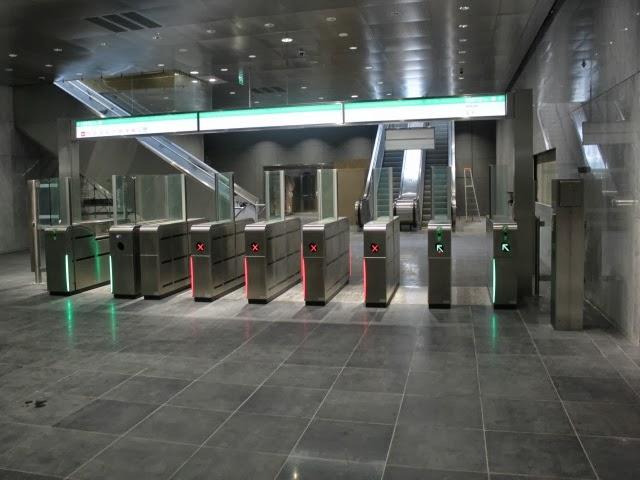 Métro B : le service de nouveau partiel en soirée cette semaine