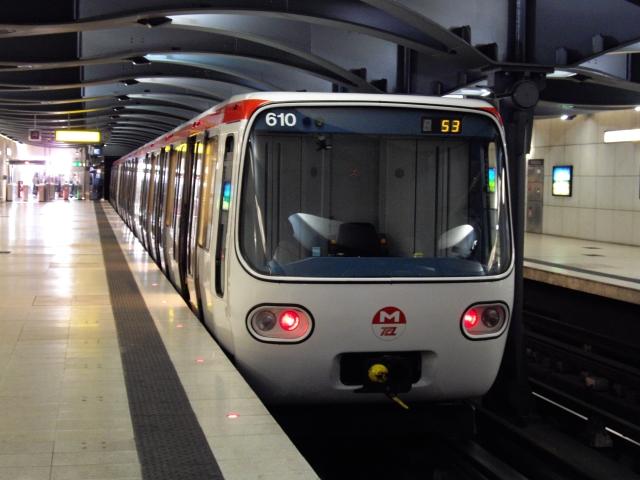 L'accident dans le métro lyonnais confirmé par la vidéosurveillance