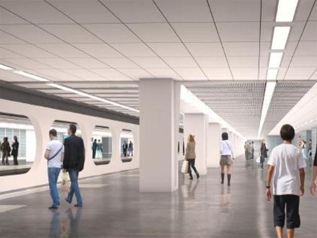 La station de métro Bellecour passe en mode rénovation