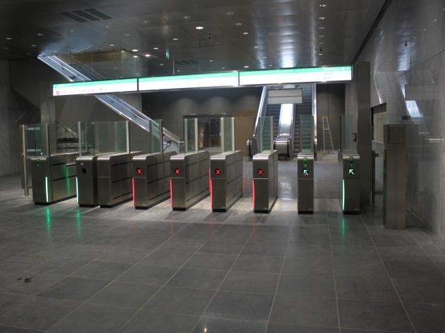 Les travaux nocturnes se poursuivent sur la ligne B du métro