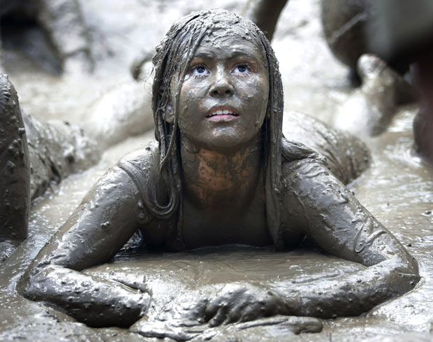 Le Mud Day de Lyon accueille pour la première fois les enfants ce dimanche
