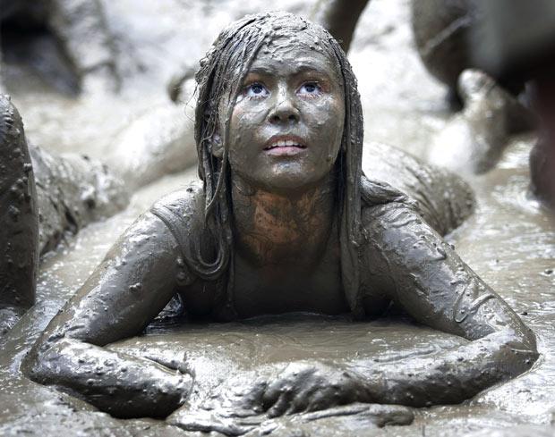 Un bain de boue pour les 10 000 inscrits au Mud Day Lyon