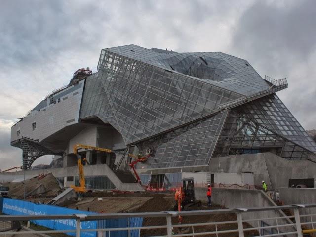 Musée des Confluences : Guy Lassausaie et Pignol en charge des espaces restauration
