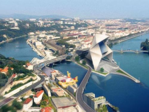 Canular artistique : Le Musée des Confluences devient le Musée de la Convergence