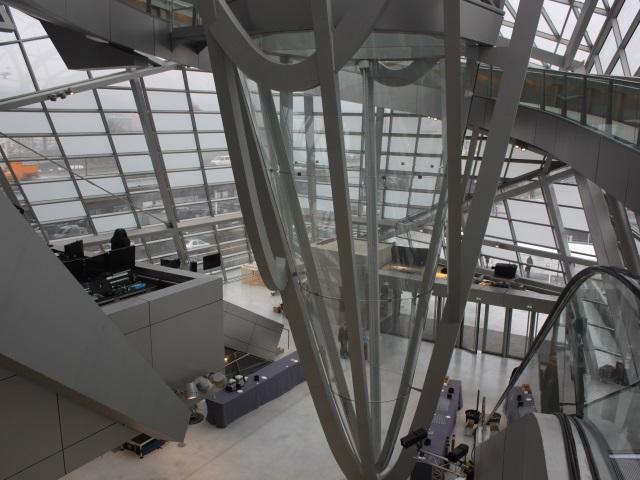 Objectif un million de visiteurs par an pour le Musée des Confluences !