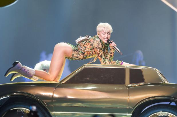 La tournée de Miley Cyrus fait étape à Lyon ce samedi