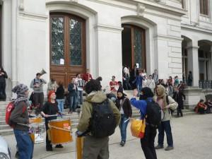L'Unef de Lyon appelle les étudiants à se mobiliser