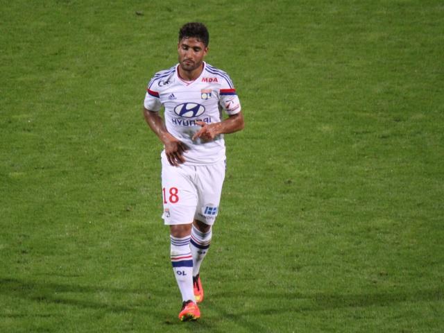 Nabil Fekir de retour dans le groupe de l'OL pour le déplacement à Montpellier