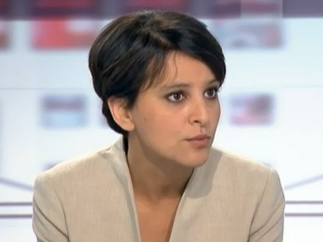 """La loi sur le harcèlement sexuel est une """"priorité absolue"""" pour Najat Vallaud-Belkacem"""