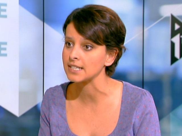 "Najat Vallaud-Belkacem fustige la transformation d'Alexandre Gabriac en ""vedette médiatique"""