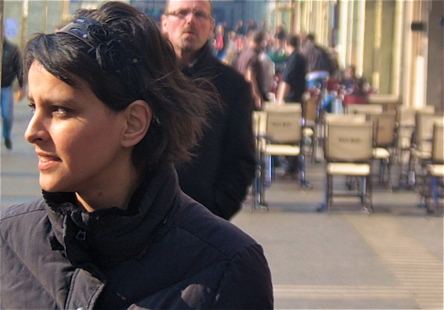 Najat Vallaud-Balkacem dit sur Twitter son bonheur d'entrer au gouvernement