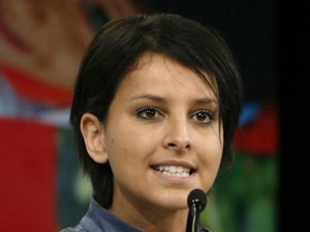 Les filles de l'OL reçues par Najat Vallaud-Belkacem