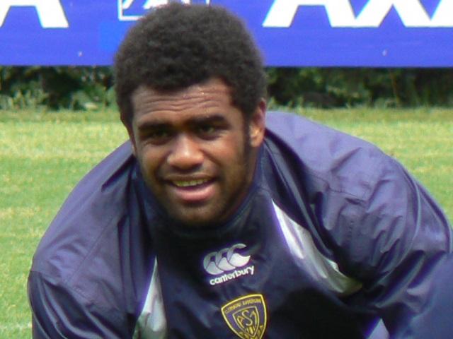 Le Fidjien Nalaga, nouvelle recrue de poids pour le LOU Rugby !