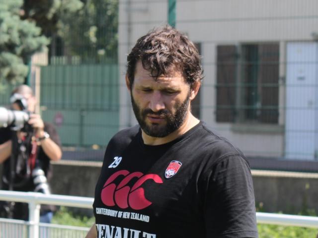 LOU Rugby : Lionel Nallet rempile encore un an
