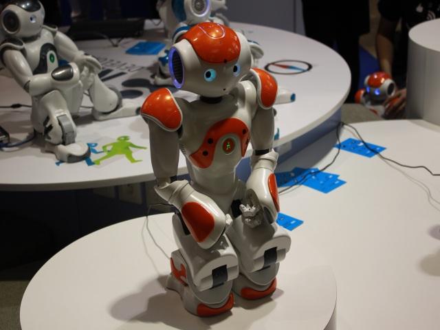 Vaulx-en-Velin : Une expérience avec un robot pour aider les enfants autistes