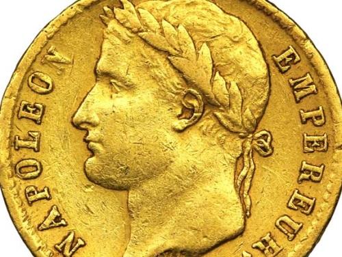 Lyon : elle paye son pain avec deux Napoléon d'Or