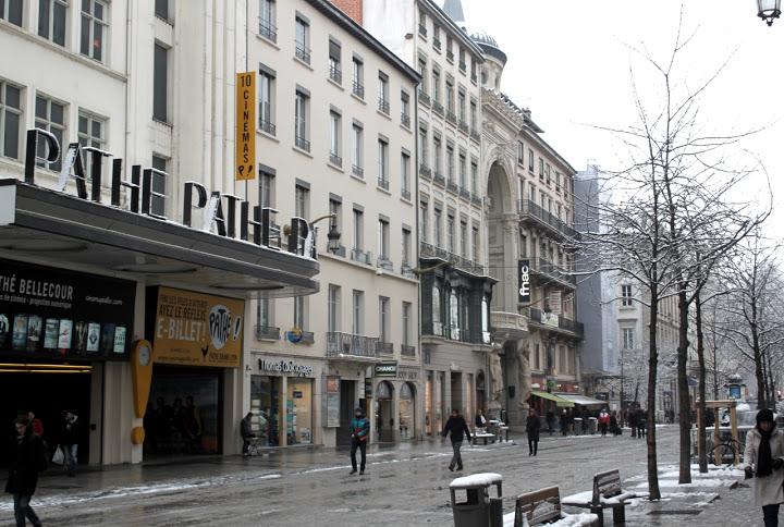 Lyon : la rue de République détenue par un fond d'investissement qatari ?