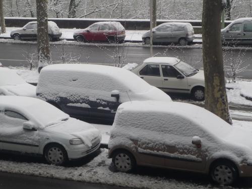 La neige va faire son retour à Lyon