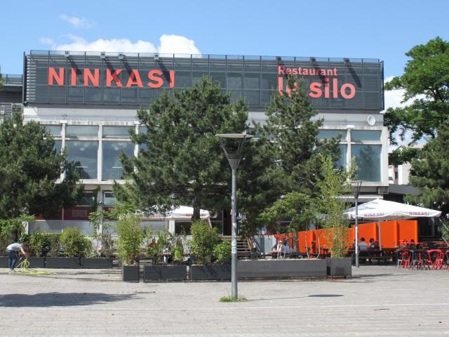 Début de la 4e édition de la Ninkasi Urban Week à Lyon