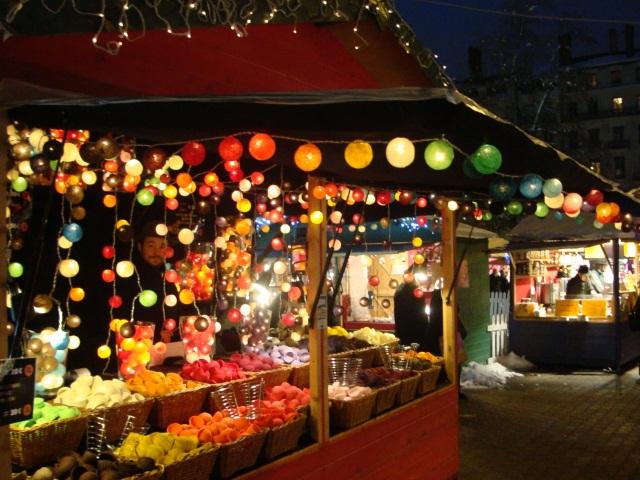 Lyon : les marchés de Noël ouverts jusqu'à lundi soir