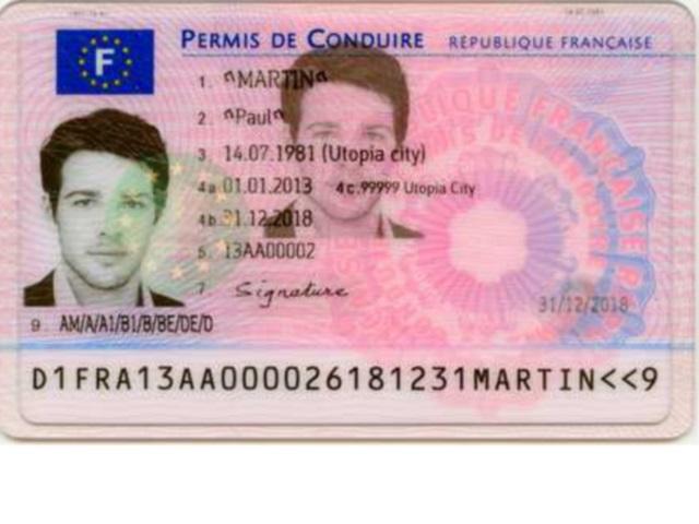 Permis de conduire volé ou perdu : les Lyonnais devront payer 25 euros