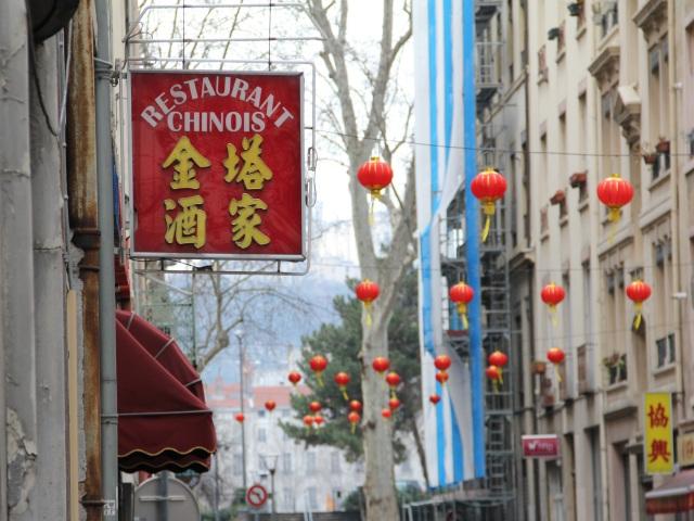 Nouvel an Chinois à Lyon : ça fourmille à la Guill'