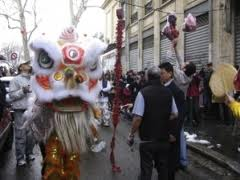 Le nouvel an chinois à Lyon - Photo LyonMag