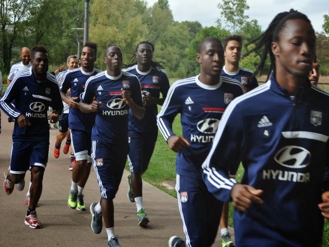 OL : un match direct à Lille