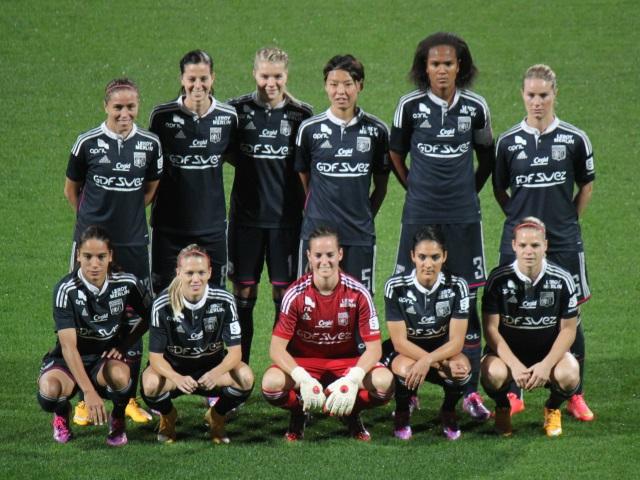 Coupe de France : vers un nouveau trophée pour l'OL féminin ?