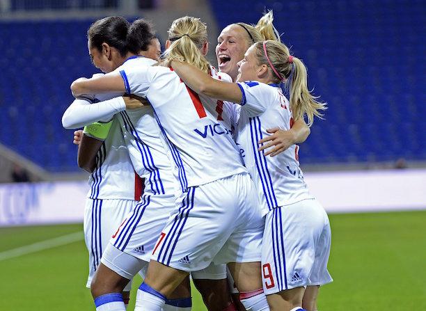 L'OL féminin atomise le Paris FC (9-2)