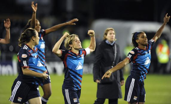 Record de supporters pour la Ligue des champions féminine