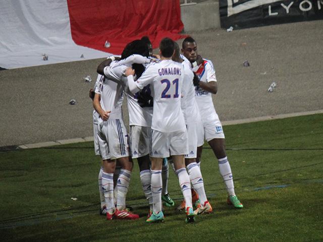 L'OL s'impose 1-0 à Nice et jouera la Ligue Europa la saison prochaine
