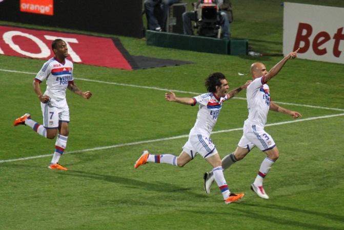 L'OL prend le chemin du Stade de France