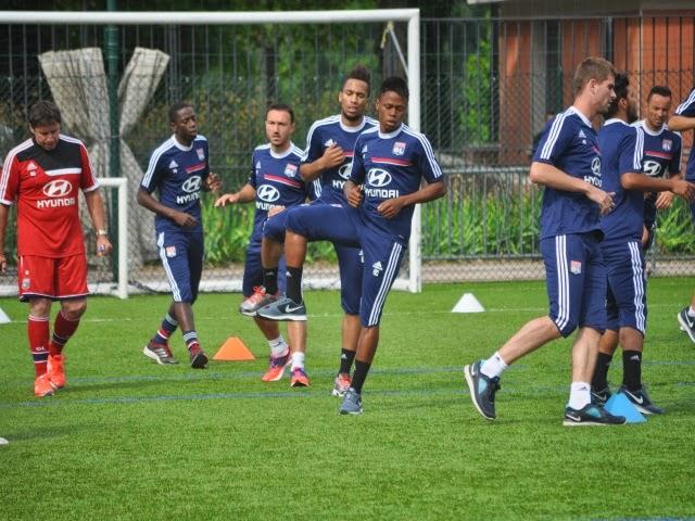 Coupe de France :  l'OL fait son entrée face à La Suze