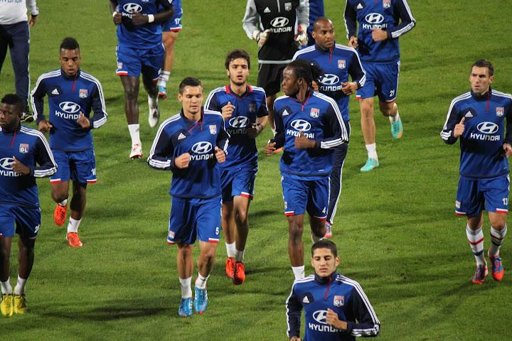 L'OL veut reprendre la tête face à Toulouse