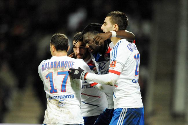L'OL reprend la tête après sa victoire face à Troyes (2-1) - VIDEO