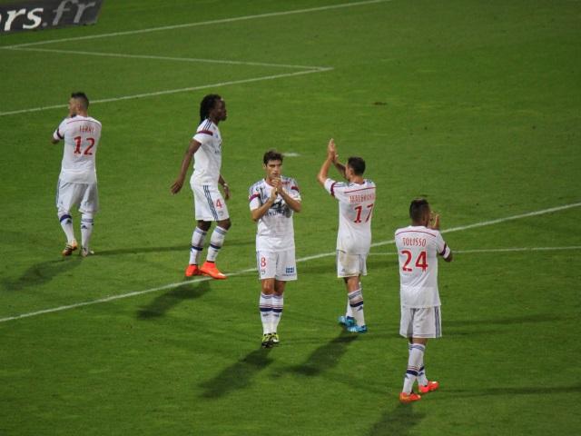 Victoire écrasante de l'OL sur Montpellier (5-1) - VIDEO