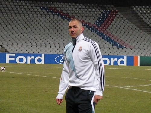 Le Brondillant Karim Benzema nominé pour le Ballon d'Or