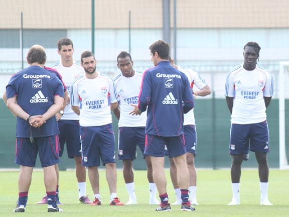 Fin de saison sans enjeu pour l'Olympique Lyonnais