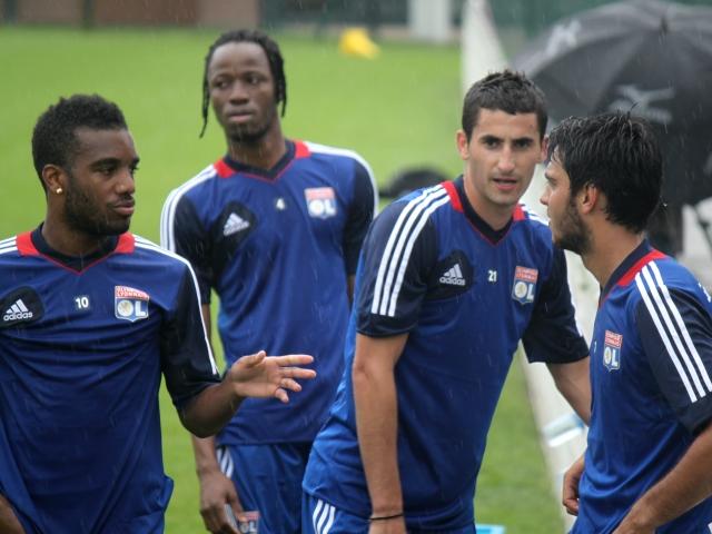 L'OL a repris l'entraînement et part au Maroc
