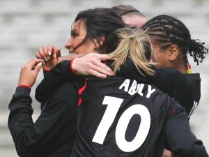 Coupe de France : l'OL Féminin qualifié de justesse en finale