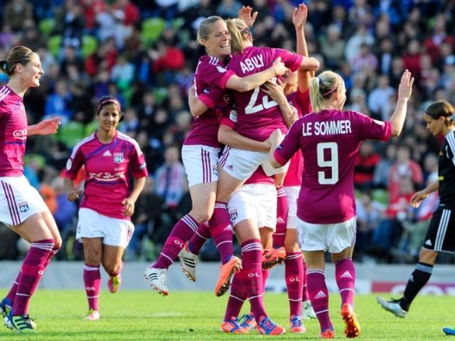 L'OL Féminin en finale de la Ligue des Champions