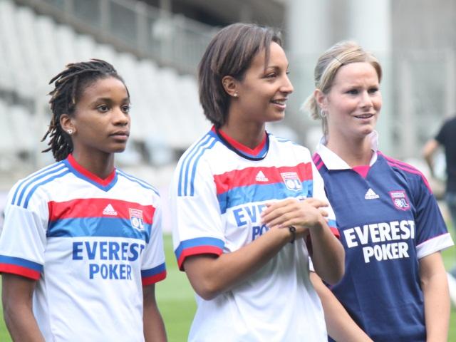 Encore une victoire facile pour les filles de l'OL en Ligue des Champions