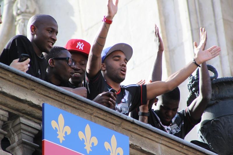 L'arrière petit-fils de Geoffroy Guichard réclame 200 000 euros à huit joueurs de l'OL